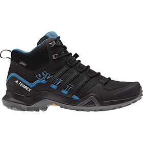 adidas TERREX Swift R2 Mid Gore-Tex Hiking Shoes Men core black